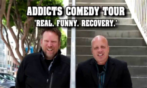 Addicts'' Comedy Tour VIP