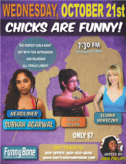 Chicks Are Funny - October