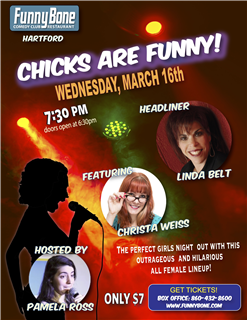 Chicks Are Funny - March