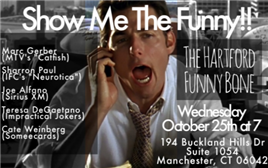Show Me The Funny! - November