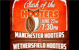 Clash of The Hooters w/ Alli Breen