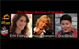 Queer Queens of Qomedy - August