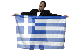 "BASILE'S ""Growing Up Greek In America"" ALL AGES SHOW"
