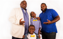 Gerald Kelly's Father & Sons Comedy Tour