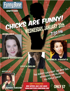 Chicks Are Funny - January
