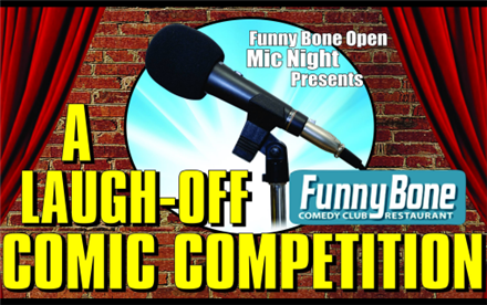 Laugh-Off Comic Competition