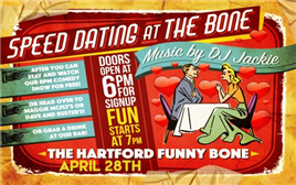 Speed Dating at The Bone - April