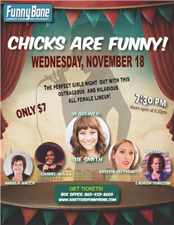 Chicks Are Funny - November